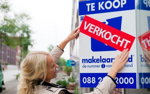Woningmarkt trekt weer een beetje aan in de gemeente Hoogeveen.