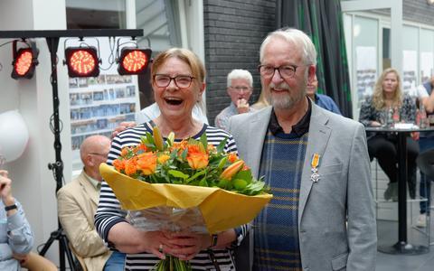 Gerrit Reinink is benoemd tot Lid in de Orde van Oranje-Nassau.