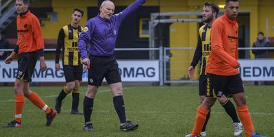 Het leven van Henk Rozema ademt voetbal. Dus hoezo ging hij wat anders doen? Foto: Jan Zeeman