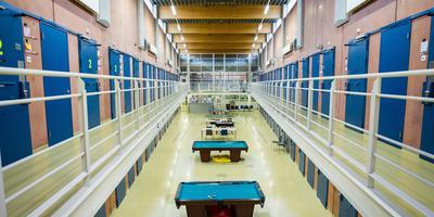 Het aantal gevangenen in de bajes van Ter Apel stijgt naar 434
