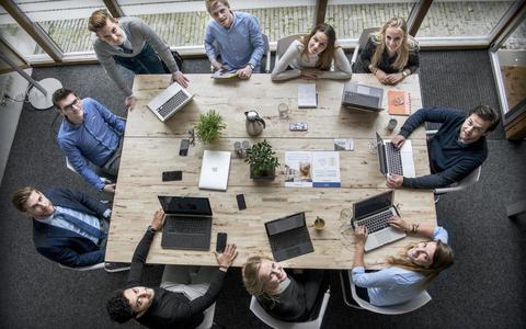 Het algoritme van deze start-up helpt bij het maken van de juiste carrièrekeuzes