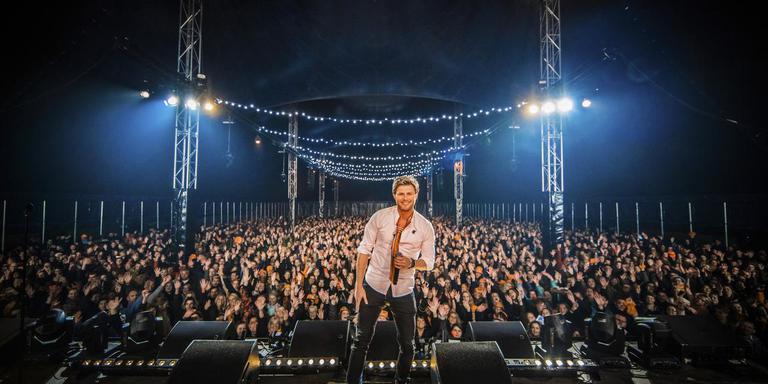 André Hazes komt naar Helden van Oranje in Groningen