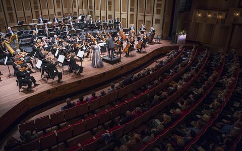 NNO programmeert Mahler, Britten, '1918' en moderne protestsongs