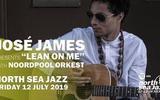 Noordpool Orkest opent North Sea Jazz Festival met José James