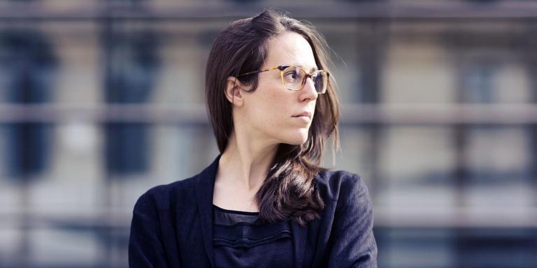 Clara Iannotta. Foto Astrid Ackermann