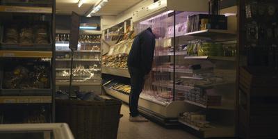 Een still uit de winnende speelfilm Dòst van Joren Molter.