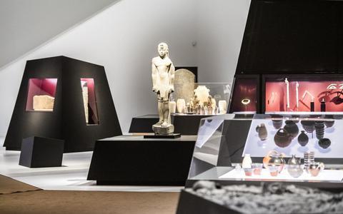 Drents Museum in het teken van Nubië, het land van de zwarte farao's