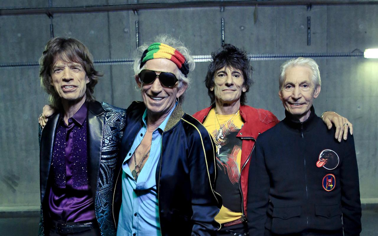 'Risicogroep' The Rolling Stones.
