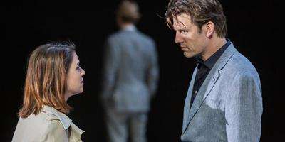 Jamie Grant en Stefan Rokebrand in 'Casablanca.' Foto Raymond van Olphen
