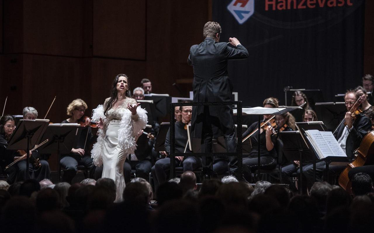 Annemarie Kremer maakte in januari 2019 ook grote indruk bij het NNO. Toen ontving ze het Gouden Viooltje, de belangrijkste klassieke muziekprijs van Noord-Nederland.