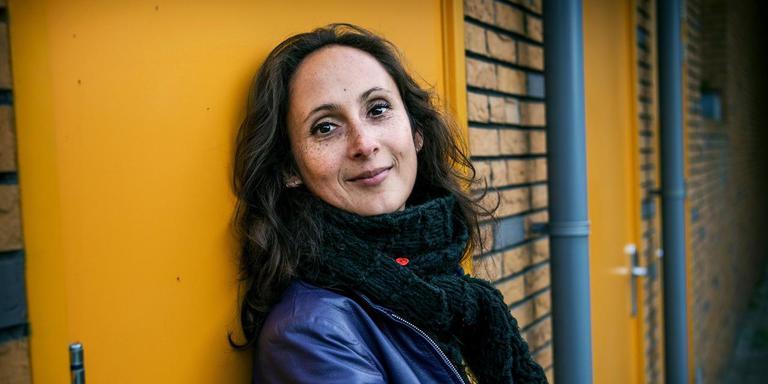 Karin Sitalsing schreef samen met Franka Hummels een boek met goed nieuws. Foto: Corné Sparideans