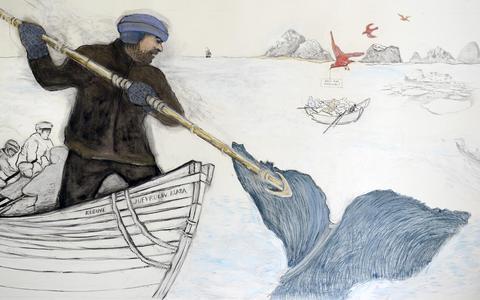 Expeditie Ameland: met poolheld Hidde Dirks Kat op avontuur