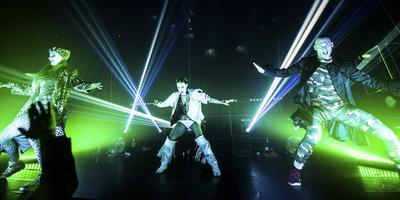 'Mechanical Ecstasy': dans als bewustwording en propaganda. Foto Knelis
