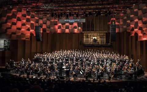 Recensie NNO (*****): War Requiem van Benjamin Britten krijgt overtuigend betekenis