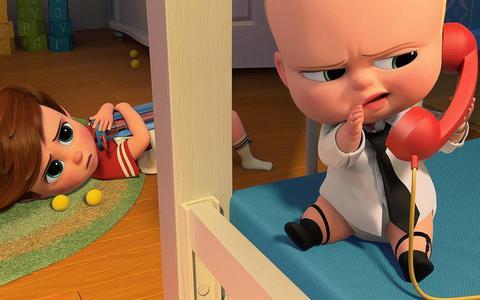 'The boss baby': Trump-parodie of tekenfilm?