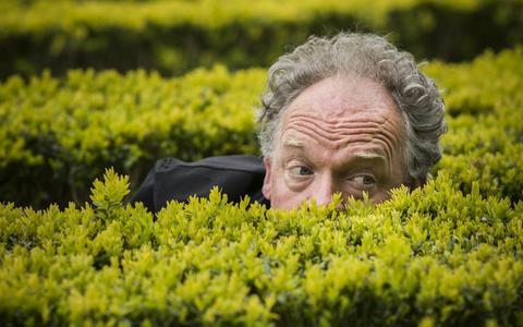 Bert Visscher: 'Ik moet rust aan de kop hebben'