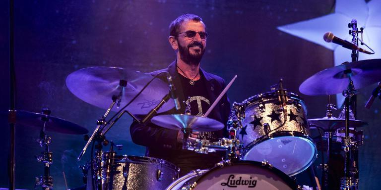Ringo Starr. Foto: EPA/Etienne Laurent