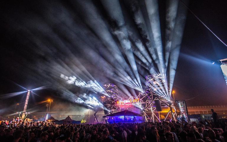 Overlastklachten Paradigm Festival (maar er is geen overschrijding van het technogeluid gemeten)