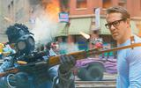 Game-personage Guy (Ryan Reynolds) in Free guy