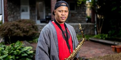 Steve Coleman. Foto John D. and Catherine T. MacArthur Foundation