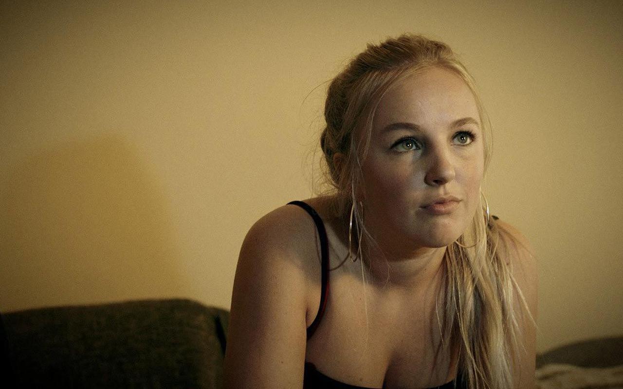 Sam Boekaar als Melanie in de gelijknamige film.