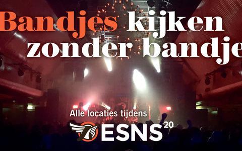 In Beeld: Hét festival om nieuwe muziek te ontdekken