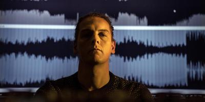Thijs de Vlieger schreef de muziek voor de multimediale dansvoorstelling Sleeping Beauty Dreams die in december in Miami in première gaat. Foto: Reyer Boxem