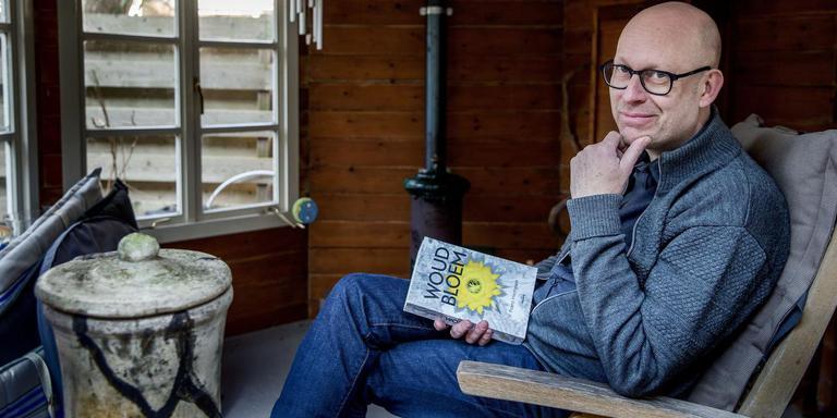 Schrijver Frans Hempen, auteur van de aardbevingsthriller Woudbloem. Foto: Jean-Pierre Jans