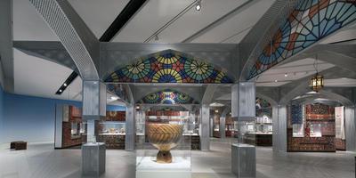 De Iran-expositie in het Drents Museum. Foto Drents Museum/Sake Elzinga