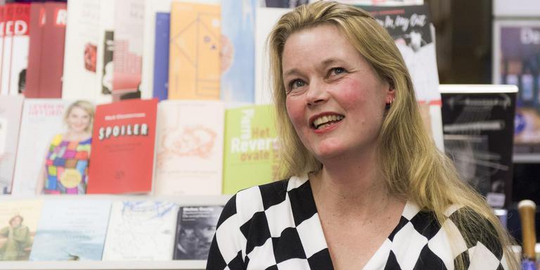 """Sabine van den Berg over macht, vertrouwen en verbeelding. """"Blijkbaar is dat mijn thema."""""""