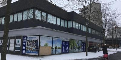 De hoek Notaris Oostingstraat/Hoofdstraat in Emmen. Foto: DvhN