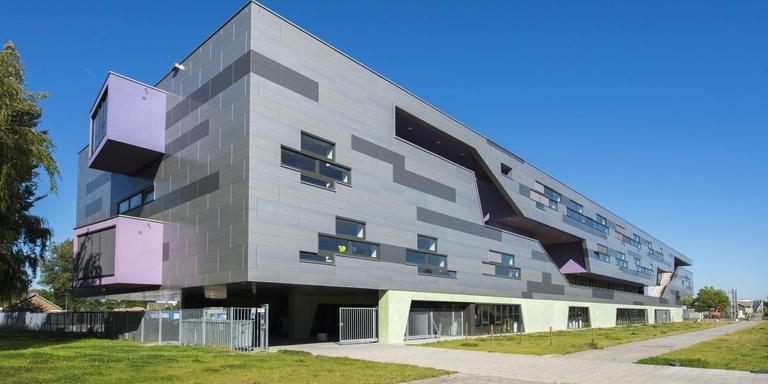 Het Dr. Nassau College in Assen is een van de scholen die wil samenwerken. Foto: Archief DvhN