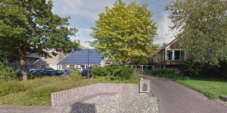 Het gemeentehuis van Noordenveld. FOTO ARCHIEF