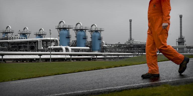 De ondergrondse gasopslag bij Langelo. (Foto: Archief DvhN/Kees van de Veen