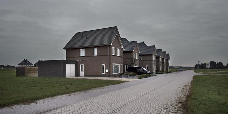 In Delflanden worden 750 huizen minder gebouwd dan gepland. Foto: Archief DvhN