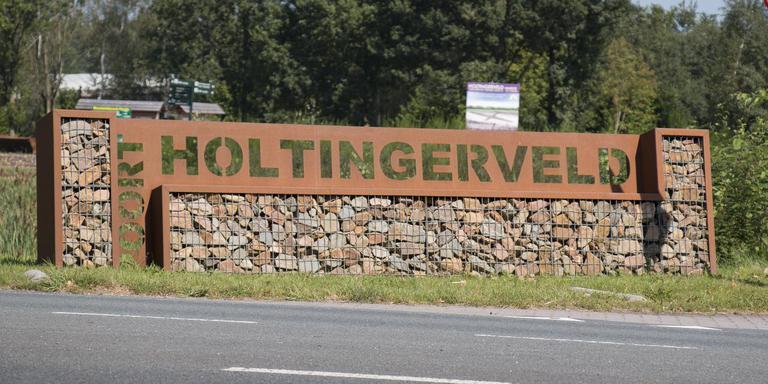 Bezoekers kunnen straks over drie kilometer smalspoor fietsen in het Holtingerveld. Foto DvhN