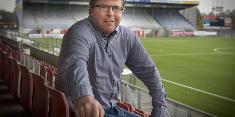 Wim Beekman. Foto Jan Anninga