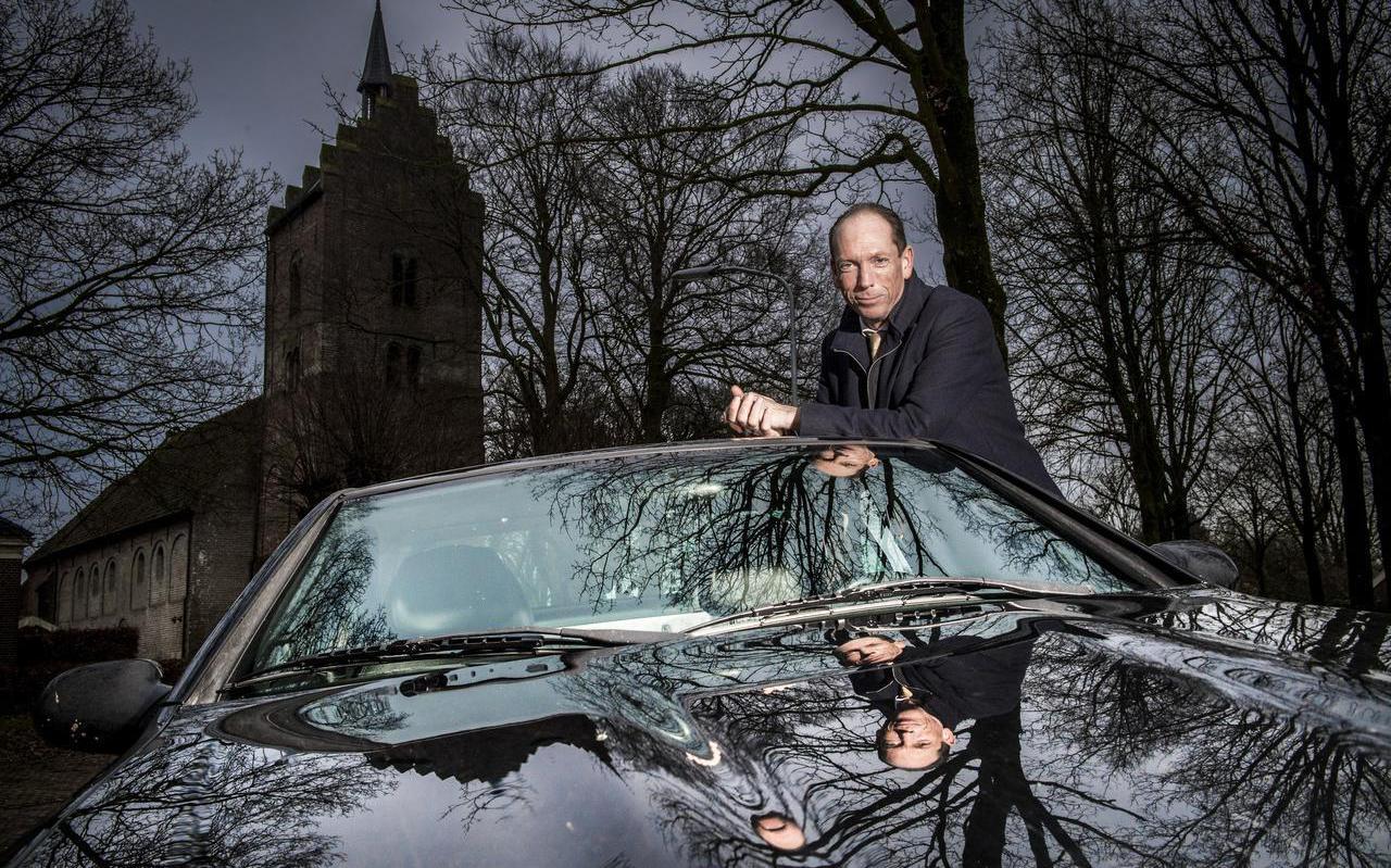 Burgemeester Piet van Dijk Foto: Marcel Jurian de Jong