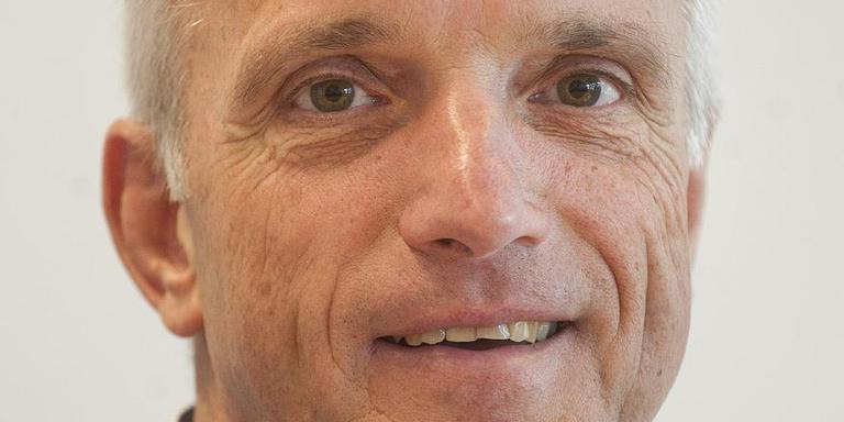 Karel Eggen (D66) maakt zich grote zorgen over hulploket De Toekomst. FOTO ARCHIEF DVHN / JAN ANNINGA