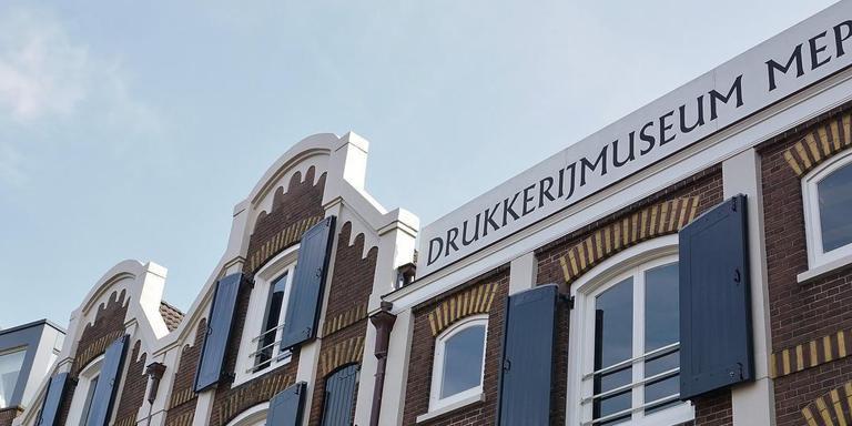 Drukkerijmuseum Meppel glanst weer volop. Foto Marco Havers