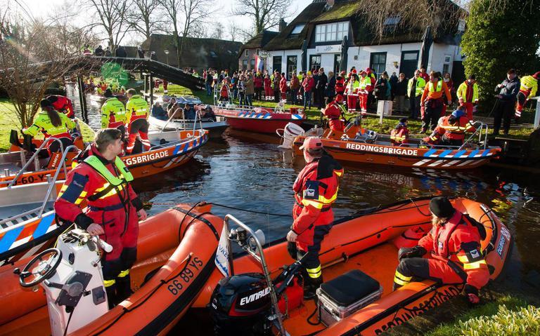Van reddingsboot tot Glazen huis: geld stroomt binnen in Drenthe