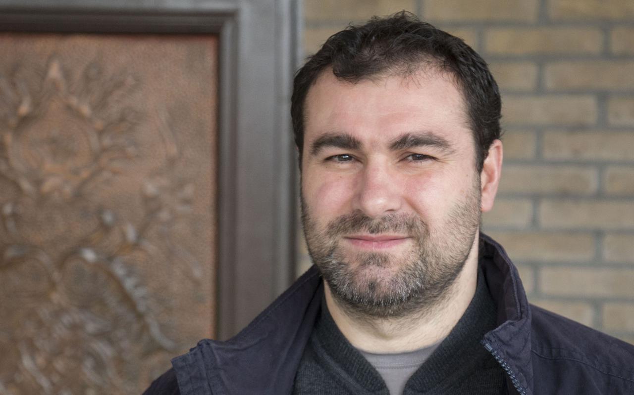 Onur Gezgin bestuurslid moskee Angelslo