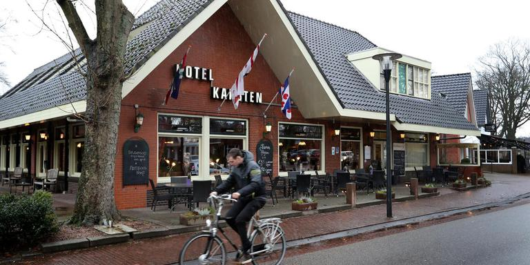 Hotel Karsten in Norg. Foto Harry Tielman