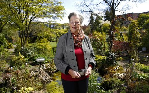 Jeanne Diele-Staal. FOTO RUUD PLOEG