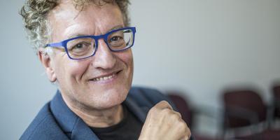 Strafrechter Marcel Wolters voor nieuwe serie de lezersjury Opdracht foto plus kms Foto: Duncan Wijting