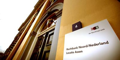 De rechtbank in Assen