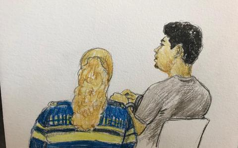 Hoogeveense moordbroer Admilson R. probeerde te ontsnappen uit de gevangenis (samen met de moordenaar van Anne Faber)