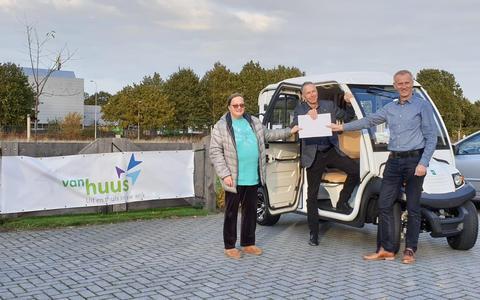 Streep door plan voor 'elektro-taxi' in Emmen-Zuid: stichting krijgt financiën niet rond