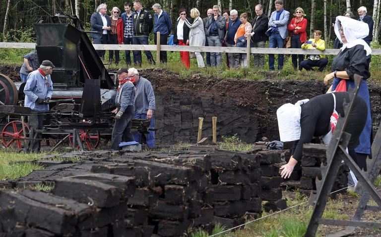 Turfafgraving Veenpark gaat op de schop: 'De vervening moet óók het verhaal van Drenthe worden'