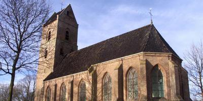 De Johannes de Doperkerk. FOTO ARCHIEF DVHN